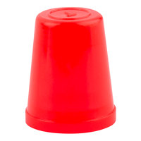 Tablecraft C100T Red Standard Cone Tip Cap