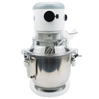 Globe SP05 Gear Driven 5 Qt. Commercial Countertop Mixer - 115V, 800W