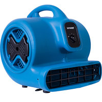 XPOWER P-630 Blue 3-Speed Air Mover - 1/2 hp