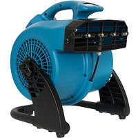 XPOWER FM-48 Portable 3-Speed Outdoor Cooling Misting Fan with Sealed Motor
