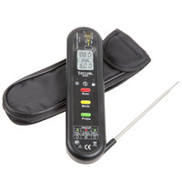 Taylor 9306N Infrared Thermometer with Folding Thermocouple Stepdown Probe