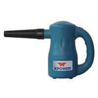 XPOWER A-2-Blue Airrow Pro Blue Multipurpose Electric Duster and Blower - 4.5A; 115V