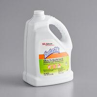 SC Johnson 311930 Fantastik® 1 Gallon / 128 oz. Multi-Surface Disinfectant Degreaser - 4/Case