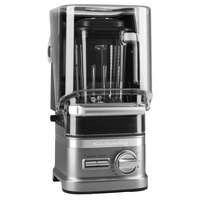 KitchenAid KSBC1B2CU Contour Silver 3 hp Commercial Blender with Enclosure and 60 oz. Container - 120V