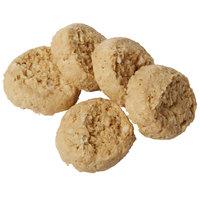 Rich's Jacqueline 1.5 oz. Preformed Vegan Ranger Cookie Dough   - 210/Case