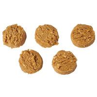 Rich's Jacqueline 1.5 oz. Preformed Vegan Peanut Butter Cookie Dough   - 210/Case