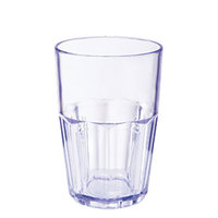 GET 9914-1-BL 14 oz. Blue Break-Resistant Plastic Bahama Tumbler - 72 / Case
