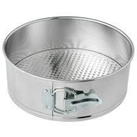 8 inch x 3 inch Light Tin Springform Cake Pan