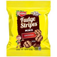 Keebler 2 oz. Mini Fudge Stripes™ Snack Pack - 60/Case