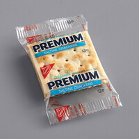 Nabisco Premium 2-Count (.2 oz.) Saltine Crackers - 300/Case
