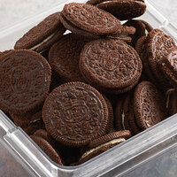 Nabisco Oreo 25 lb. Large Cookie Pieces