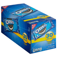 Nabisco Oreo 4-Count (1.59 oz.) Cookie Snack Pack - 120/Case