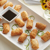 Les Chateaux de France 0.7 oz. Vegetable Eggroll - 100/Case