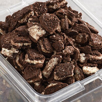 Nabisco Oreo 25 lb. Medium Cookie Pieces