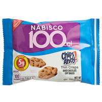 Nabisco Chips Ahoy! .81 oz. Thin Crisps Snack Packs   - 72/Case