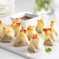Les Chateaux de France 1.0 oz. Fig & Mascarpone in Filo Bundle - 48/Case