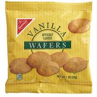 Nabisco 1 oz. Vanilla Wafer Snack Pack - 72/Case