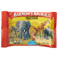 Nabisco 1 oz. Barnum's Animal Crackers Snack Pack   - 72/Case