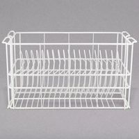 10 Strawberry Street DIN20 20 Compartment Catering Plate Rack for Dinner Plates up to 11 inch - Wash, Store, Transport