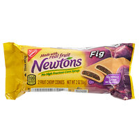 Nabisco Newtons 2-Count (2 oz.) Fig Cookie Snack Pack   - 120/Case