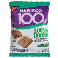 Nabisco Lorna Doone 0.74 oz. Shortbread Cookie 100 Calorie Snack Packs - 72/Case