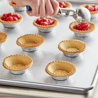 Keebler Ready Crust 1.22 oz. Pastry 3 inch Tart Shell - 72/Case