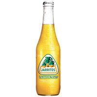 Jarritos 12.5 fl. oz. Passion Fruit Soda   - 24/Case