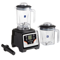 Avamix BX1100E2J 3 1/2 hp Commercial Blender with Touchpad Control and Two 48 oz. Polycarbonate Containers