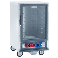 Metro C515-CFC-L C5 1 Series Non-Insulated Heated Proofing and Holding Cabinet - Clear Door