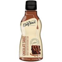 DaVinci Gourmet 12 fl. oz. Chocolate Flavoring Sauce