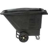 Toter UT005-10564 0.5 Cubic Yard Blackstone Tilt Truck / Trash Cart (400 lb.)
