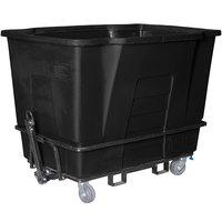 Toter AMT20-00BLK 2 Cubic Yard Black Towable Universal Mobile Truck (2300 lb. Capacity)