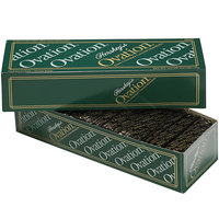 HERSHEY'S Ovation Individually-Wrapped Dark Chocolate Covered Mint Sticks - 600/Case