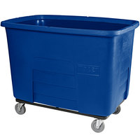 Toter AMC20-00BLU 20 Cubic Foot Blue Cube Truck (800 lb. Capacity)