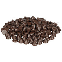 Guittard 25 lb. Semisweet Chocolate 1M Baking Chips