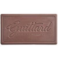 Guittard 10 lb. French Vanilla 54% Dark Chocolate Bar