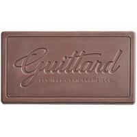 Guittard 10 lb. Molding Solitaire 54% Dark Chocolate Bar