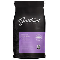 Guittard 25 lb. Eclipse du Soleil 41% Milk Chocolate Wafers