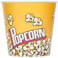 Carnival King 170 oz. Popcorn Bucket - 150/Case