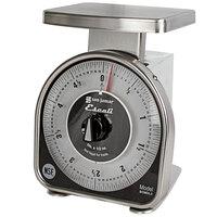 San Jamar / Escali SCMDL5 5 lb. Mechanical Dial Portion Control Kitchen Scale