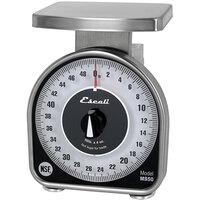 San Jamar / Escali SCMDL50 50 lb. Mechanical Dial Portion Control Kitchen Scale