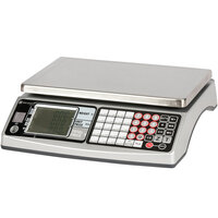 San Jamar / Escali SCDG30LFT 30 lb. Digital Price Computing Scale, Legal for Trade