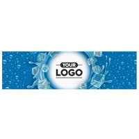 Avantco Customizable Sign Panel for GDC-24F-HC and GD-ICE-24-F Merchandisers
