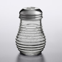 American Metalcraft BEE607 6 oz. Beehive Spice Shaker with Chrome-Plated Top