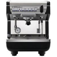 Nuova Simonelli Appia II 1 Group Volumetric Espresso Machine with Auto-Steam Wand - 110V