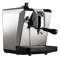Nuova Simonelli Oscar II Black Professional Espresso Machine - Direct Connection, 110V