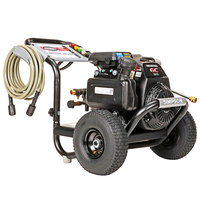 Simpson 60551 Megashot Pressure Washer with Honda Engine and 25' Hose - 3200 PSI; 2.5 GPM