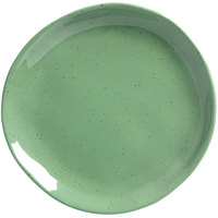 American Metalcraft CP9SA Crave 9 inch Sage Coupe Melamine Plate