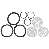 3 1/2 inch Lever / Twist Waste Valve Replacement Parts Kit