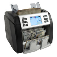 Royal Sovereign RBC-EP1600 Bank Grade Multi-Currency Bill Counter / 1-Pocket Discriminator with Counterfeit Detection
